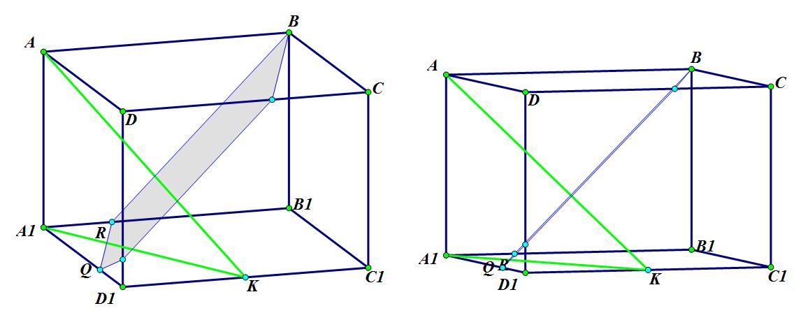 Координатно-векторный способ